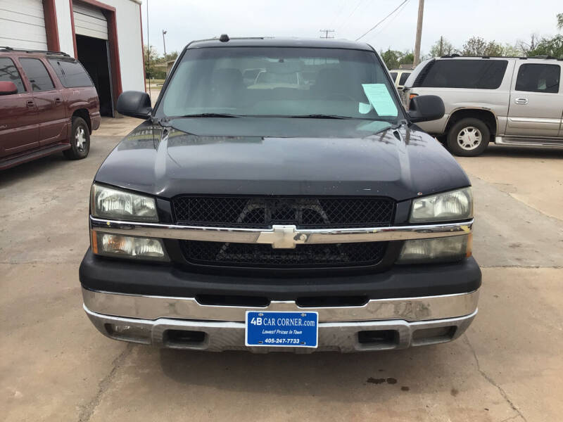 2005 Chevrolet Silverado 1500 for sale at 4 B CAR CORNER in Anadarko OK