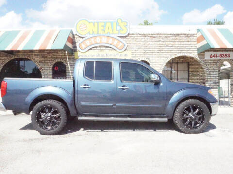 2013 Nissan Frontier for sale at Oneal's Automart LLC in Slidell LA