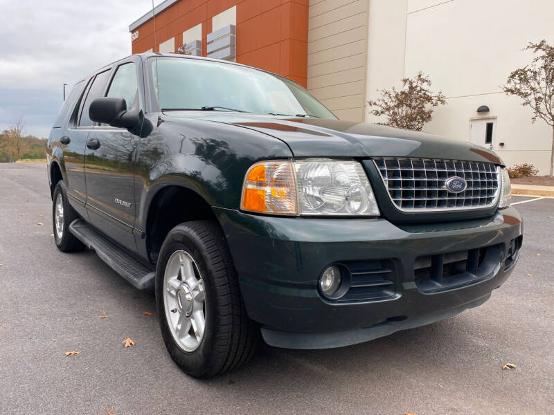 2004 Ford Explorer for sale at ELAN AUTOMOTIVE GROUP in Buford GA