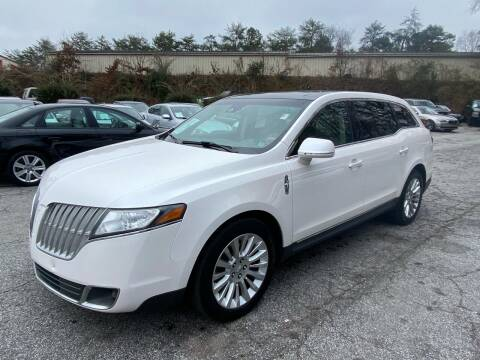 2012 Lincoln MKT for sale at Car Online in Roswell GA