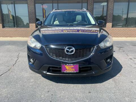 2014 Mazda CX-5 for sale at East Carolina Auto Exchange in Greenville NC