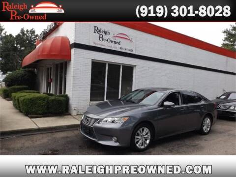 2014 Lexus ES 350 for sale at Raleigh Pre-Owned in Raleigh NC