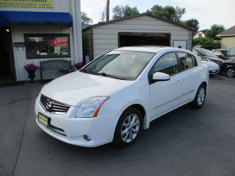 2012 Nissan Sentra for sale at TRI-STAR AUTO SALES in Kingston NY