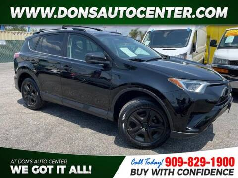 2017 Toyota RAV4 for sale at Dons Auto Center in Fontana CA