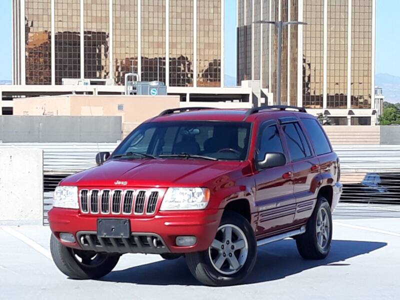 2002 Jeep Grand Cherokee for sale at Pammi Motors in Glendale CO