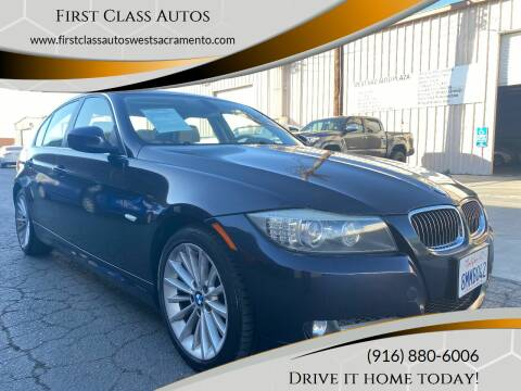 2009 BMW 3 Series for sale at Car Source Center in West Sacramento CA