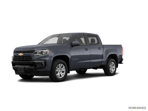 2021 Chevrolet Colorado for sale at Bob Weaver Auto in Pottsville PA