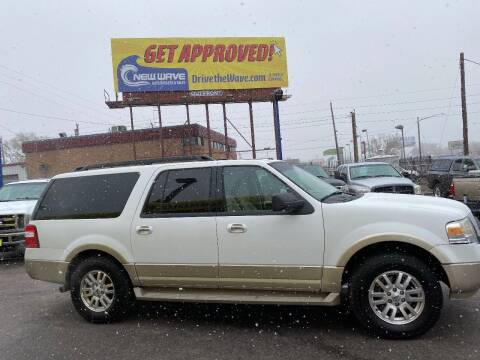 2009 Ford Expedition EL for sale at New Wave Auto Brokers & Sales in Denver CO
