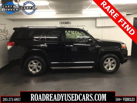 2013 Toyota 4Runner for sale at Road Ready Used Cars in Ansonia CT
