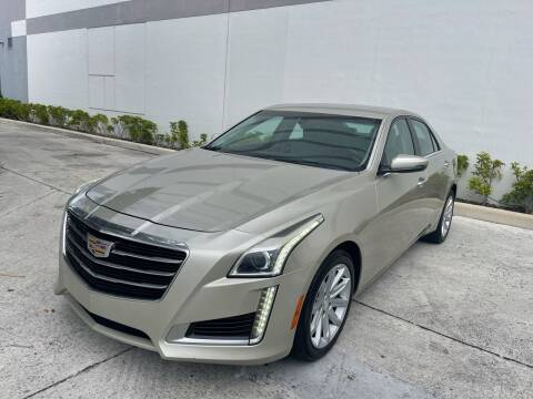 2015 Cadillac CTS for sale at Auto Beast in Fort Lauderdale FL