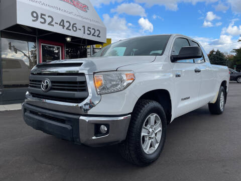 2017 Toyota Tundra for sale at Mainstreet Motor Company in Hopkins MN
