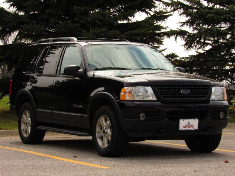 2004 Ford Explorer for sale at NY AUTO SALES in Omaha NE