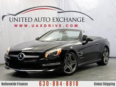 2013 Mercedes-Benz SL-Class for sale at United Auto Exchange in Addison IL