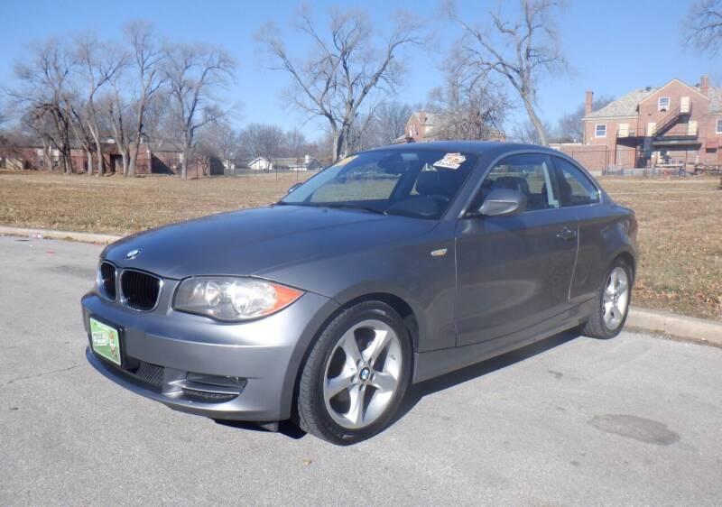 2011 BMW 1 Series for sale at RENNSPORT Kansas City in Kansas City MO