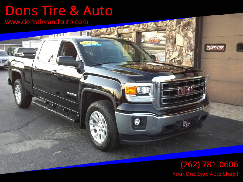 2014 GMC Sierra 1500 for sale at Dons Tire & Auto in Butler WI