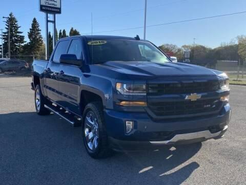 2016 Chevrolet Silverado 1500 for sale at Betten Baker Preowned Center in Twin Lake MI