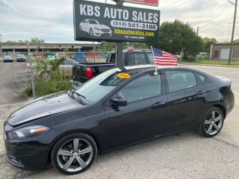 2013 Dodge Dart for sale at KBS Auto Sales in Cincinnati OH