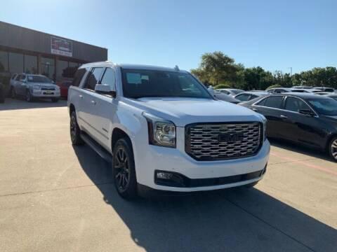 2020 GMC Yukon XL for sale at KIAN MOTORS INC in Plano TX