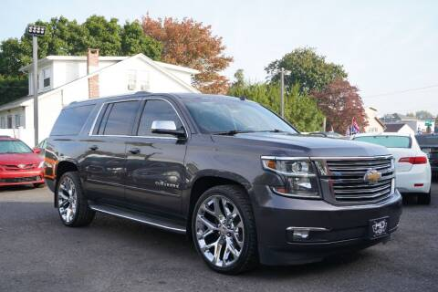 2015 Chevrolet Suburban for sale at HD Auto Sales Corp. in Reading PA