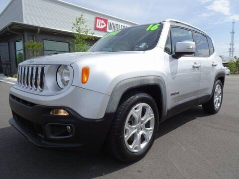 2016 Jeep Renegade for sale at Wholesale Direct in Wilmington NC