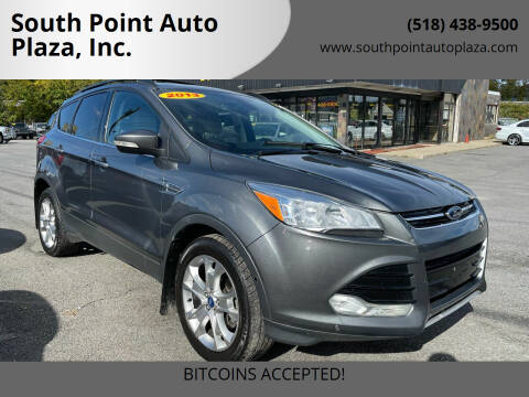 2013 Ford Escape for sale at South Point Auto Plaza, Inc. in Albany NY