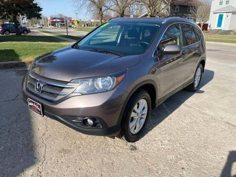 2013 Honda CR-V for sale at BROTHERS AUTO SALES in Hampton IA