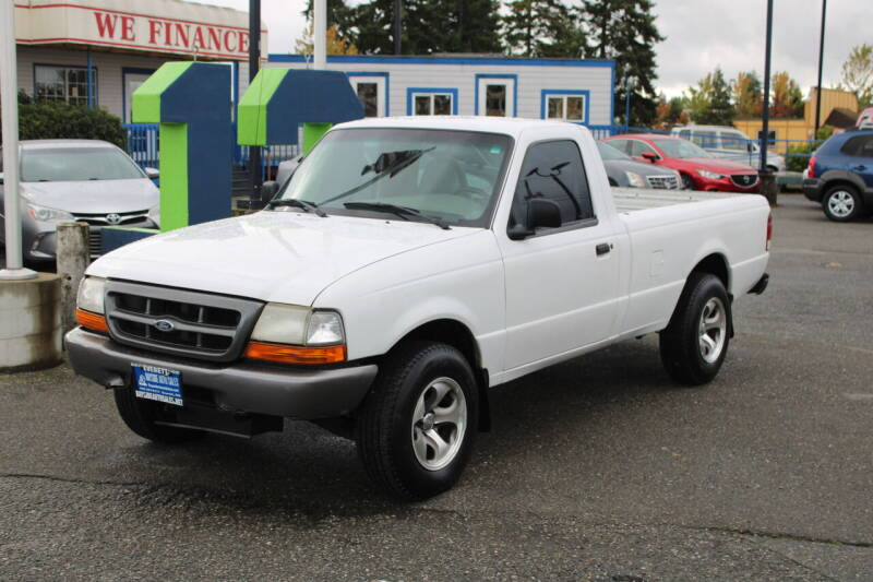 2000 Ford Ranger for sale at BAYSIDE AUTO SALES in Everett WA