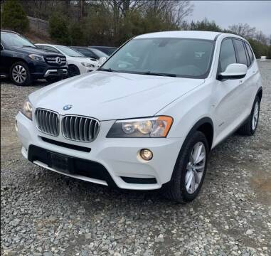 2013 BMW X3 for sale at Kingz Auto Sales in Avenel NJ