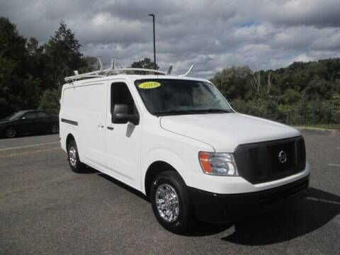 2018 Nissan NV Cargo for sale at Tri Town Truck Sales LLC in Watertown CT
