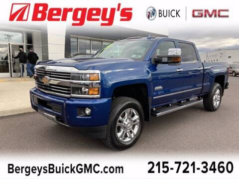 2015 Chevrolet Silverado 2500HD for sale at Bergey's Buick GMC in Souderton PA