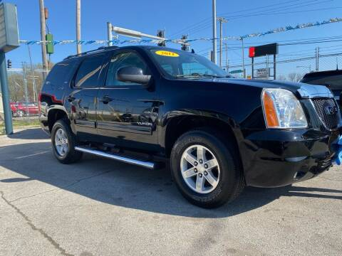 2011 GMC Yukon for sale at Car Barn of Springfield in Springfield MO