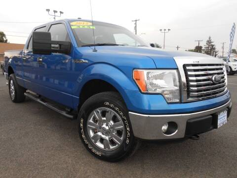 2012 Ford F-150 for sale at McKenna Motors in Union Gap WA