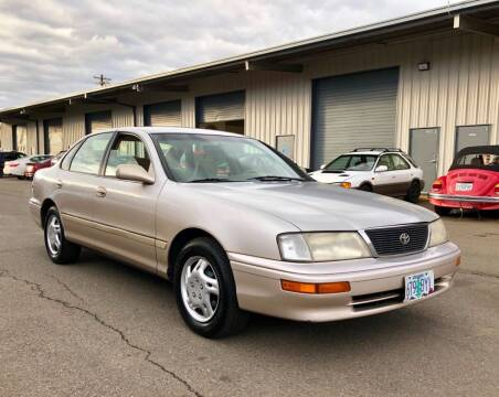 1997 Toyota Avalon for sale at DASH AUTO SALES LLC in Salem OR
