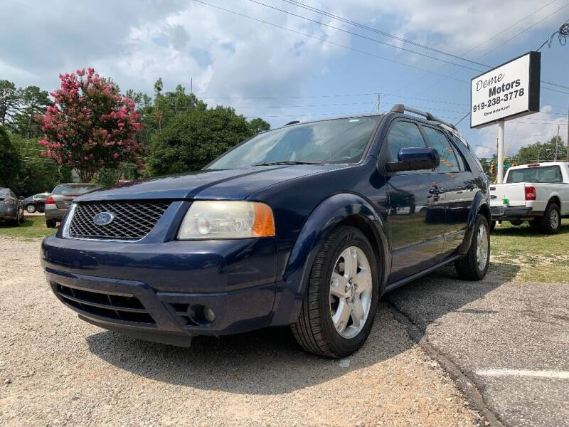 2005 Ford Freestyle for sale at Deme Motors in Raleigh NC