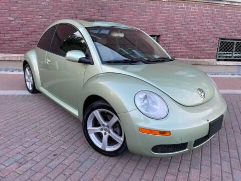 2009 Volkswagen New Beetle for sale at Euroasian Auto Inc in Wichita KS
