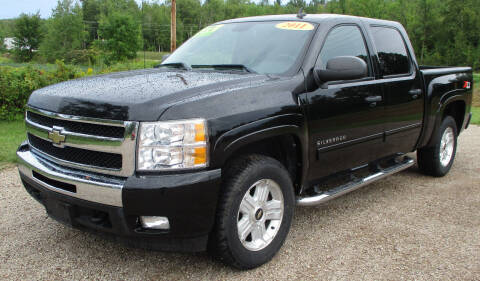 2011 Chevrolet Silverado 1500 for sale at LOT OF DEALS, LLC in Oconto Falls WI