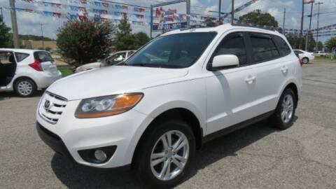 2011 Hyundai Santa Fe for sale at Minden Autoplex in Minden LA