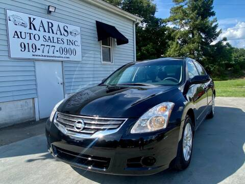 2012 Nissan Altima for sale at Karas Auto Sales Inc. in Sanford NC