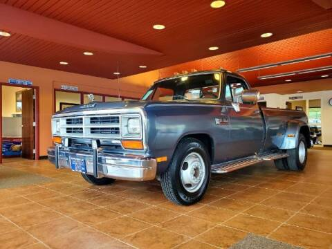 1990 Dodge RAM 350 for sale at Lakeside Auto Brokers Inc. in Colorado Springs CO