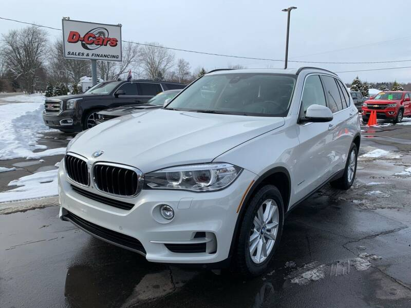 2015 BMW X5 for sale at D-Cars LLC in Zeeland MI