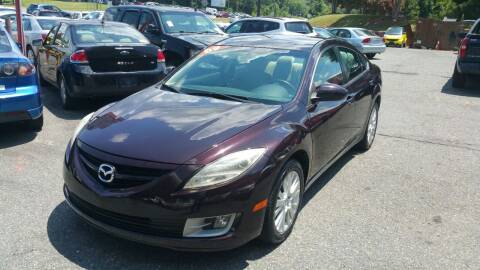 2009 Mazda MAZDA6 for sale at Ace Auto Brokers in Charlotte NC