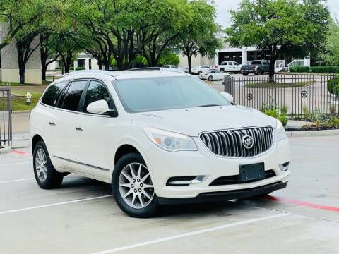 2014 Buick Enclave for sale at Texas Drive Auto in Dallas TX