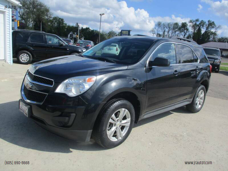 2010 Chevrolet Equinox for sale at JR Auto in Brookings SD