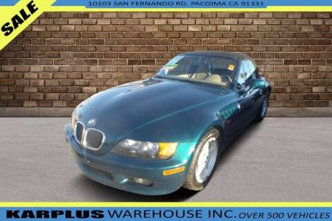 1998 BMW Z3 for sale at Karplus Warehouse in Pacoima CA