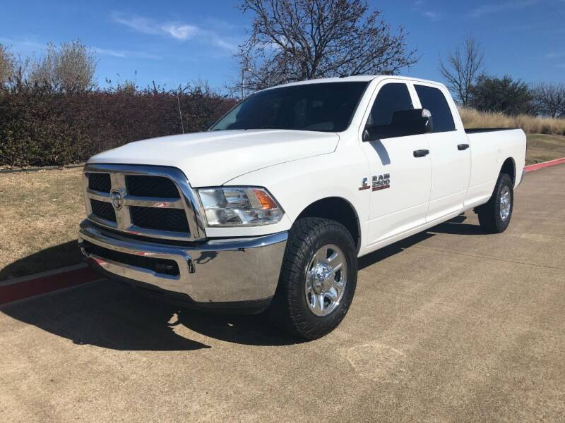 2018 RAM Ram Pickup 2500 for sale at Taylor Investments in Plano TX
