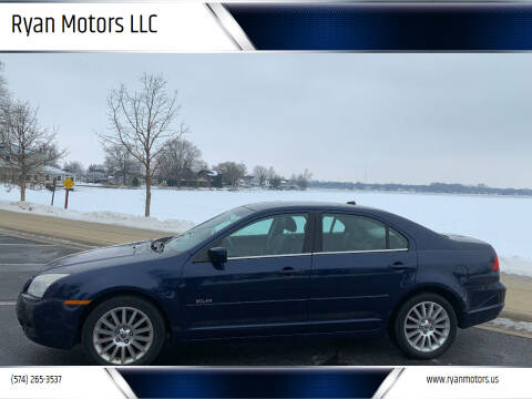 2007 Mercury Milan for sale at Ryan Motors LLC in Warsaw IN