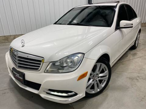 2014 Mercedes-Benz C-Class for sale at EUROPEAN AUTOHAUS, LLC in Holland MI