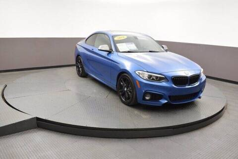 2016 BMW 2 Series for sale at Hickory Used Car Superstore in Hickory NC