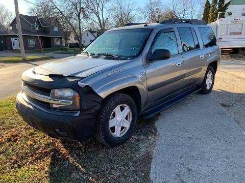 2005 Chevrolet TrailBlazer EXT for sale at BROTHERS AUTO SALES in Hampton IA