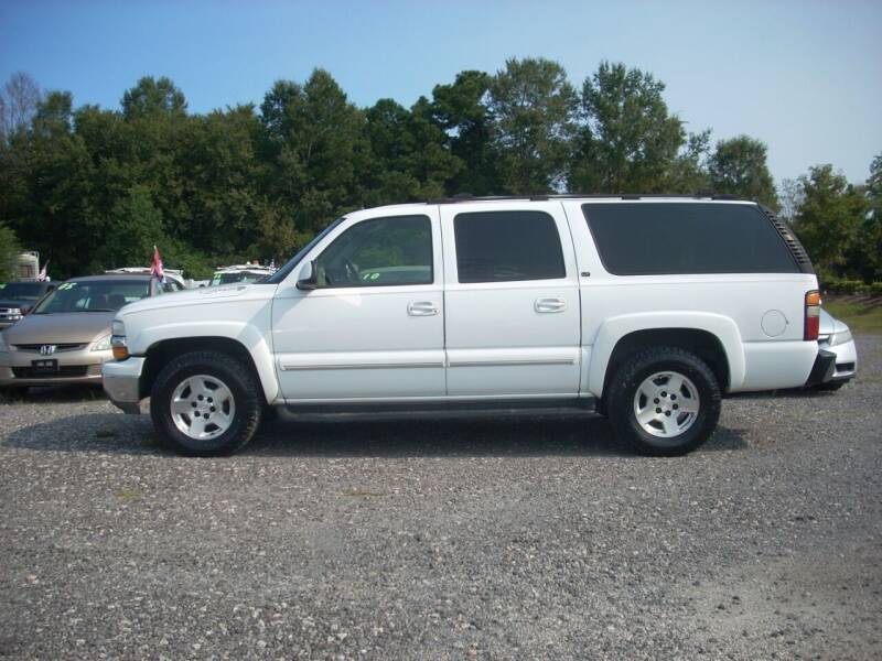 2004 Chevrolet Suburban for sale at Car Check Auto Sales in Conway SC
